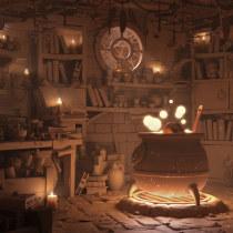 Mi Proyecto del curso: Creación de escenarios 3D desde cero en Maya. Un proyecto de Animación 3D de Albert Valls Punsich - 24.07.2020