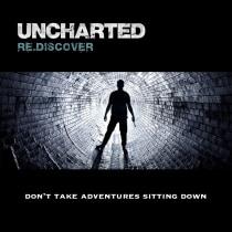Uncharted Re.Discover. Un proyecto de Publicidad de Steph Scicluna Matata - 26.07.2020
