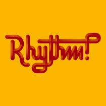 Rhythm! Lettering ilustrado: creatividad y experimentación. A Design, Grafikdesign und Digitales Lettering project by Danny González Chísica - 25.07.2020