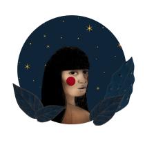 Mi Proyecto del curso: Experimentación gráfica para relatos ilustrados. Un progetto di Illustrazione, Collage e Illustrazione di ritratto di Camila Alemany - 30.07.2020