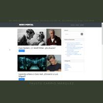 Mi Proyecto del curso: Introducción al desarrollo web con PHP. A Webdesign project by fausto.carpio - 31.07.2020