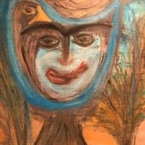 Mi Proyecto del curso: Introducción a la pintura surrealista al óleo. Un progetto di Pittura ad olio di Claudia Montini Sartori - 01.08.2020