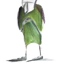 Rumpelstiltskin: My project in Graphic Experimentation for Illustrated Stories course. Un proyecto de Ilustración de Maria Pilar Juste - 08.08.2020