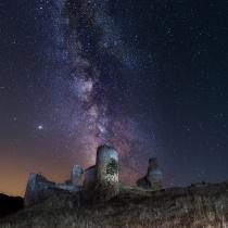 Mi Proyecto del curso: Introducción a la astrofotografía. A Photograph project by Manuel José Hermida Franco - 08.11.2020