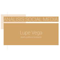 Lupe Vega | Estrategia de comunicación para redes sociales. Un proyecto de Marketing y Marketing de contenidos de Niabellum - 11.08.2020
