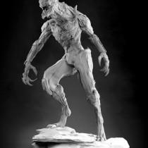 Mi Proyecto del curso: Modelado en ZBrush: del concept art a la criatura final. A 3-D project by marcosramones21 - 12.08.2020