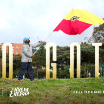 ¡Feliz cumpleaños Bogotá!. Un progetto di Fotografia, Video editing , e Composizione fotografica di Cesar Nigrinis Name - 05.08.2020