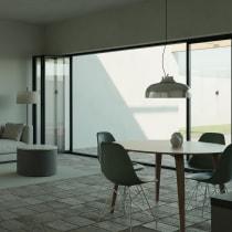 Mi Proyecto del curso: Visualización arquitectónica con V-Ray Next para SketchUp. Un projet de Design , 3D , et Architecture de María Alarcón - 19.08.2020