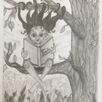 My project in Visual Storytelling with Graphite for Beginners course. Un proyecto de Ilustración, Stor y telling de Sanja Maksimović - 20.08.2020