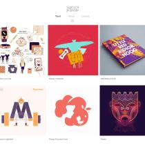 Portfolio profesional. Un progetto di Design, Illustrazione , e Gestione di un portfolio di Federico Posadas - 23.08.2020