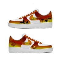 Meu projeto do curso: Restauração e customização de tênis, Projeto Rei Leão!. Un proyecto de Diseño, Dibujo y Dibujo digital de Vinicius Conrado Silva - 30.08.2020