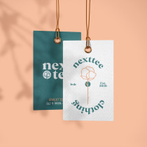 Next.tee Branding Project. Un proyecto de Br e ing e Identidad de vitorhsorem - 31.08.2020