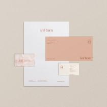 inHom. Um projeto de Ilustração, Br, ing e Identidade e Decoração de interiores de Andrea Vega - 18.04.2020