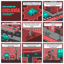 Mi Proyecto del curso: Introducción a la narrativa secuencial para cómics. A Illustration project by Marco Monge - 03.09.2020