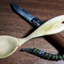 Mi Proyecto del curso: Talla de cucharas en madera. Un proyecto de Carpintería de Hernán Sorondo - 08.09.2020
