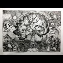Mi Proyecto del curso: Narrativa visual con grafito para principiantes. Un proyecto de Ilustración de Walter Gianmarco Flores Echegaray - 13.09.2020
