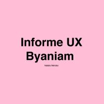 Mi Proyecto del curso: Principios fundamentales de UX_byaniam . A UI / UX project by nataliamendez2408 - 09.26.2020