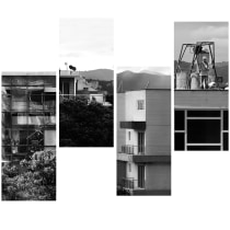 My project in Introduction to Urban Photography course. A Architectural Photograph project by Veronica Ettedgui - 09.30.2020
