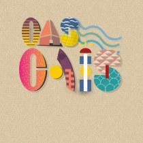 Meu projeto do curso: Lettering digital ilustrado. Un proyecto de Lettering de anapaula_freitas - 06.10.2020