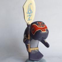 Meu projeto do curso:  Criação de um Toy Art. Un projet de Character Design, Sculpture, B, e dessinée , et Art conceptuel de Junior Ribeiro - 09.10.2020
