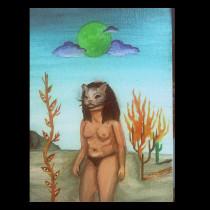 Mi Proyecto del curso: Introducción a la pintura surrealista al óleo. A Fine Art, and Oil painting project by juanacariesmata - 10.09.2020