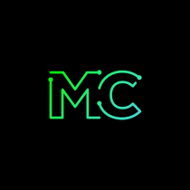 Mi Proyecto del curso: Introducción al diseño de isotipos: MediaCast. Um projeto de Br, ing e Identidade, Design gráfico e Design de logotipo de Laura Liarte - 11.10.2020