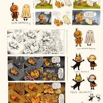 Meu projeto do curso: Humor gráfico: a tirinha nossa de cada dia nos dai hoje. A Comic project by Karen Fagu - 10.12.2020