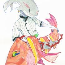 Mi Proyecto del curso: Cuaderno de artista para proyectos de ilustración. A Illustration project by Mar Lou - 10.18.2020