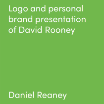 My project in Logo Design for Beginners course. Un proyecto de Diseño gráfico de Daniel Reaney - 22.10.2020