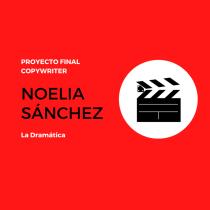 Mi Proyecto del curso: Copywriting: define el tono de tu marca personal. A Cop, and writing project by Noelia Sánchez - 10.22.2020