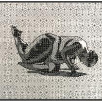 Mi Proyecto del curso: Introducción al bordado en blackwork. Un projet de Broderie de Patrizia Calabrò - 27.10.2020