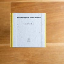 My project in Bookbinding of Your Artwork without Folds course. A Buchbinderei project by Vitek Jindrle - 02.11.2020