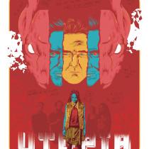Mi Proyecto del curso: Utopia Poster. Um projeto de Ilustração vetorial de carlos.fernandez.alejandro - 05.11.2020