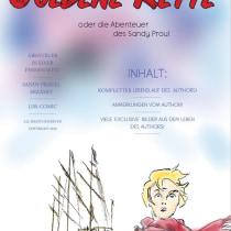 "Mein Kursprojekt: Grafische Umsetzung von Alexander Grins ""Goldener Kette"". Um projeto de Comic de yansky66 - 08.11.2020"