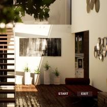 Infoarquitectura de interiores con Unreal Engine 4. Un proyecto de Arquitectura y Arquitectura interior de Gerardo Mc - 12.11.2020