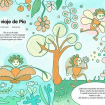 Mi Proyecto del curso: Ilustración infantil para publicaciones editoriales. Un progetto di Illustrazione di veriana - 14.11.2020