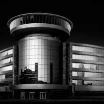 Edificio Forum (Granada). Un proyecto de Fotografía y Fotografía arquitectónica de davidgalanrodriguez - 15.11.2020