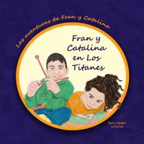 Mi Proyecto del curso: Creación de un álbum ilustrado, Las aventuras de Fran y Catalina. Un progetto di Design di Cecilia Silva Ramos - 18.11.2020