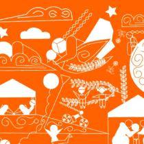 My project in Expressive Line Work in Illustration course. Un proyecto de Ilustración de Shayan Nuradeen - 24.10.2020