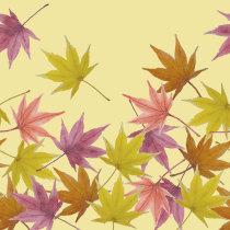 My project in Botanical Watercolor for Patterns course. Un progetto di Animazione 2D di Marilyn Allen - 26.11.2020