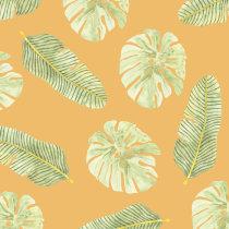 My project in Botanical Watercolor for Patterns course - First Test !. Um projeto de Pintura em aquarela de kim-nowak - 27.11.2020
