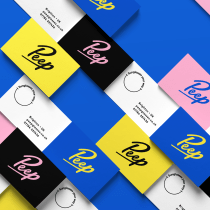 My project in Art Direction for Creative Visual Branding course. Un proyecto de Dirección de arte, Br, ing e Identidad, Diseño gráfico y Diseño de logotipos de lorandlorand - 04.12.2020