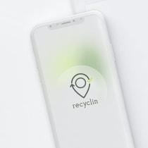 Recyclin ++. A Mobile App Design project by Alberto Salcedo - 02.01.2020