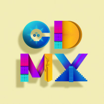 Meu projeto do curso: Lettering digital ilustrado - Ciudad de México. Un proyecto de Ilustración, Dibujo, Ilustración digital, Diseño tipográfico y Dibujo digital de Silvia Kia - 13.12.2020