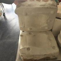 Mi Proyecto del curso: Creación de moldes para la reproducción cerámica. Un projet de Céramique de Mariajosé Alemán Rosas - 16.12.2020
