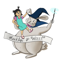 Keekly and Wizzit- My project in  Creating Characters for Children's Stories with Procreate course. Um projeto de Ilustração infantil de Rama Raghavan - 17.12.2020