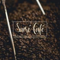 Sacré Café - Projeto Final: Tipografias personalizadas para design de logos. Um projeto de Tipografia, Desenho tipográfico e Desenho digital de Matheus Spindola - 17.12.2020