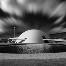 Homenagem a Oscar Niemeyer. Un projet de Photographie, Architecture, Photographie extérieure , et Photographie d'architecture de Jaime Barajas - 20.12.2020