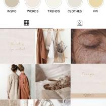 Mi Proyecto del curso: Visual Storytelling para tu marca personal en Instagram. Un progetto di Fotografia di moda di cristtinas97 - 22.12.2020