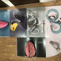 Mi Proyecto del curso: Técnicas avanzadas para la creación de libros pop-up. Un proyecto de Artesanía y Creatividad de Andrea Lopez - 30.12.2020